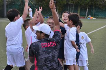 March School Holiday Football Camp 2021 on the East Side of Singapore