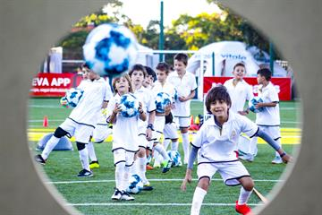 Chinese New Year, March & Easter Holidays Football Camp 2021